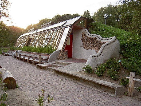 Live Off the Grid in an Earthship | Stunning Earth Earthship Home Plans Building Diy on castle earthship plans, earthship construction plans, building your own earthship,